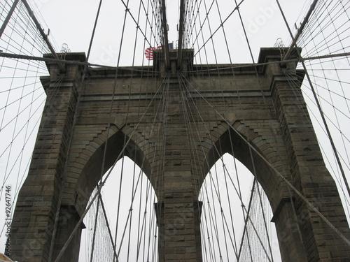 Fototapety, obrazy: Puente de Broklyn