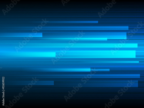 Vector design Technology,Speed,Fast background. Canvas Print