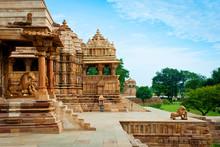 Devi Jagdambi Temple. Western ...