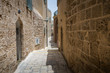 Jaffa alley