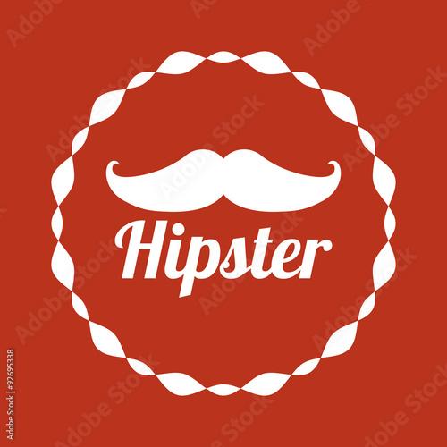 czerwony-hipsterski-symbol