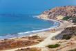 Mediterranean Beach near Paphos, Cyprus