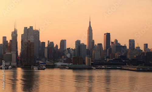 Fototapety, obrazy: Empire State Building, New York City