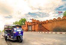 Tuk Tuk For Passenger Cars In ...