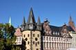 Historisches Museum mit Rententurm in Frankfurt