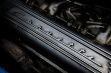 Corvette Engine Block