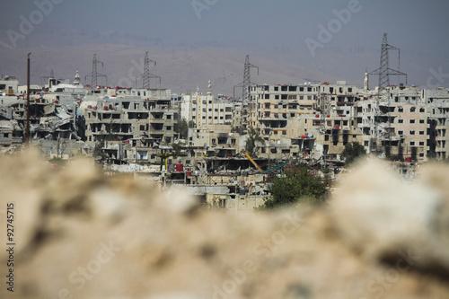 Fotografía  Syria, Damascus, September 2013