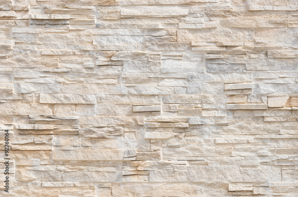 Stein Fliesen Steinmauer Modern