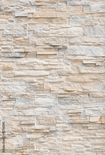 In de dag Stenen Moderne Steinmauer Textur Hintergrund