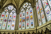 Interior Of The Westminster Ab...