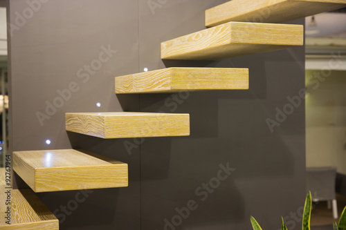 Wall Murals Stairs Modern scale