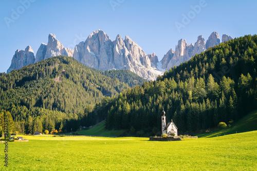 Geislergruppe  Südtirol - Gruppo delle Odle Wallpaper Mural