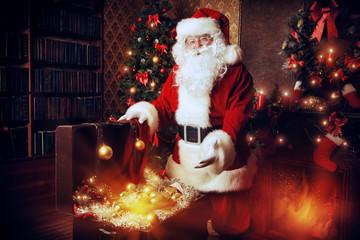FototapetaSanta Claus