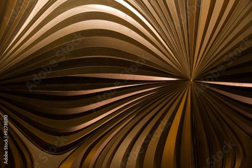 Fotografie, Obraz  Metal modern 3d  Structure background