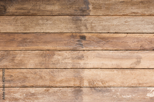 Tuinposter Hout Wood panel background