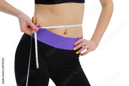 Fotografía  Fitness - dieta