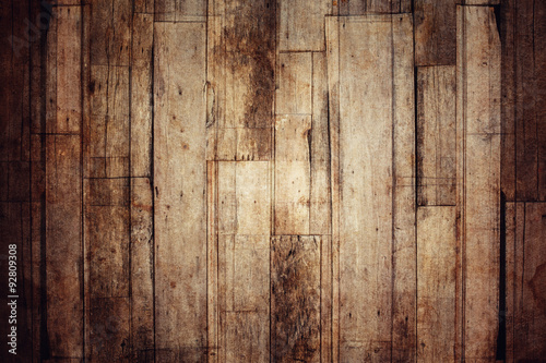 Wood Background Texture - 92809308