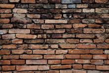 The Old Clay Brick Wall
