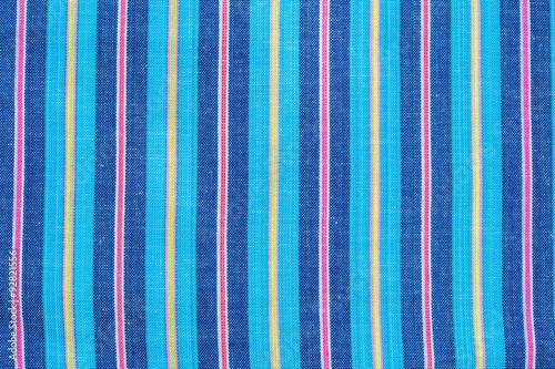 Fotomural Closeup texture of Fabric, Thai style loincloth