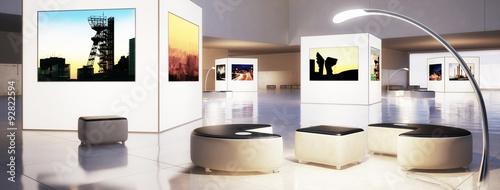 Photography Exhibition (panoramic)