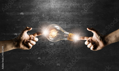 Fototapeta  Creation concept