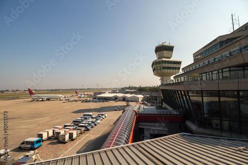 Foto op Plexiglas Luchthaven Flughafen, Berlin Tegel, Deutschland