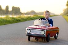 Auto Rijden Met De Old Timer