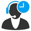 Operator Time Icon