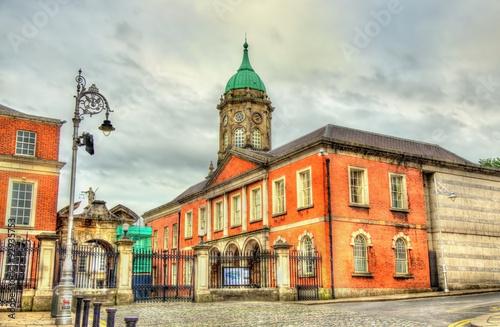 Bedford Hall of Dublin Castle - Ireland Canvas Print