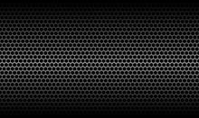 Dark Honeycomb Metallic Carbon...