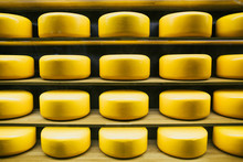 Head Cheese On Shelf