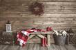canvas print picture - Christmas decor