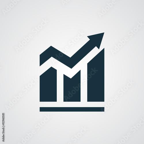 Fotografía  Flat Trend icon