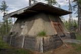 Yakut national housing - balagan.