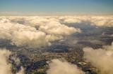 Fototapeta Fototapety Paryż - Paryż w chmurach