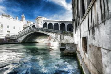 Obraz na Szkle Wenecja obraz
