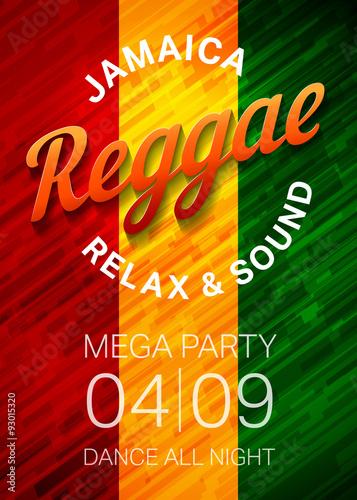 Fotografie, Obraz  Reggae