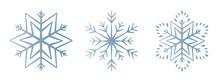 Schneeflocke 12er-Set #1 – E...