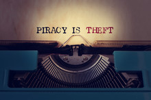 Piracy Is Theft