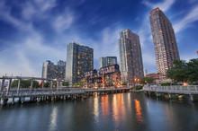 Pier Of Long Island, New York ...