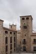 Paseo por las calles de la ciudad Medieval de Cáceres, Extremadura