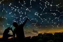 Astrology Concept. Constellati...