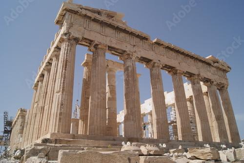 Fotobehang Athene ateny