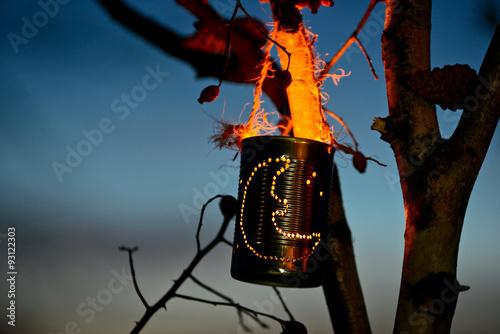 Valokuva  Windlichte