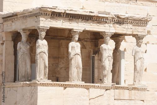 Staande foto Athene ateny