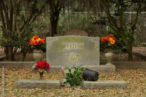 Fotografie, Obraz  AIDS