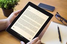 Desktop Tablet Book