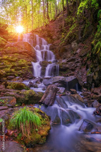 waterfall - 93140780