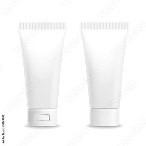 Fotografie, Obraz  Tube of cream