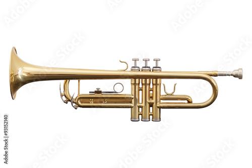 Fotografia classical music wind instrument trumpet